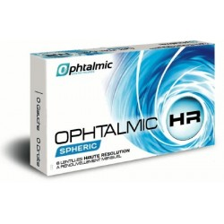 Ophtalmic HR spheric