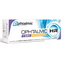 Ophtalmic HR 1 Day  Progressive  30