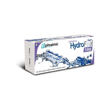 Ophtalmic Hydrofeel 1 Day 30